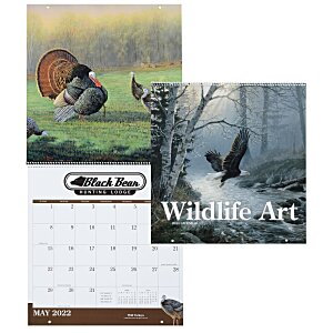 Wildlife Art Appointment Calendar Main Image