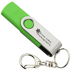 Smartphone USB Swing Drive - 4GB Main Image