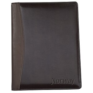 Soho Leather Business Writing Pad Main Image