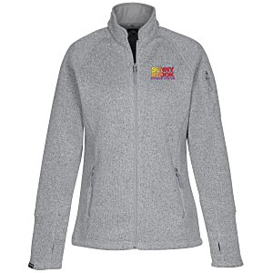 Storm Creek Sweater Fleece Jacket - Ladies' Main Image