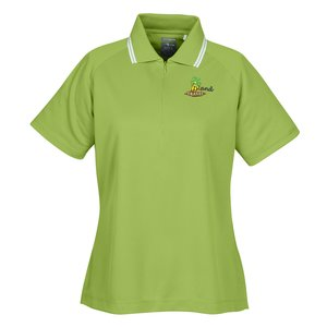Page & Tuttle Cool Swing Tipped Polo - Ladies'