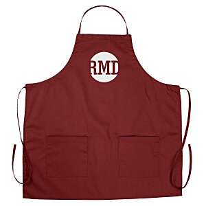 BBQ Apron with Pockets - Color Main Image