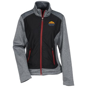 Victory Hybrid Performance Fleece Jacket - Ladies' Main Image
