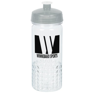 PolySure Out of the Block Water Bottle - 16 oz. - Clear - 24 hr Main Image