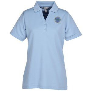 Baby Pique Polo - Ladies' Main Image