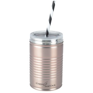 I Can Stainless Tumbler with Straw - 18 oz. Main Image