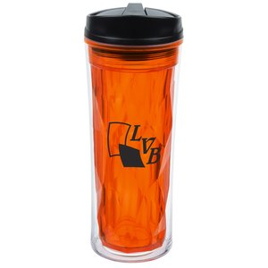 Multi-Faceted Travel Tumbler - 16 oz. Main Image