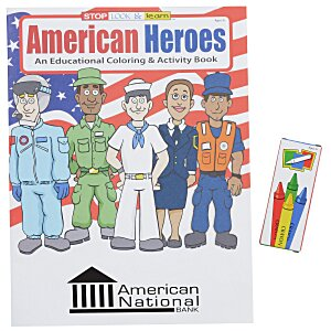Fun Pack - American Heroes Main Image