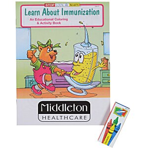Fun Pack - Learn About Immunization Main Image