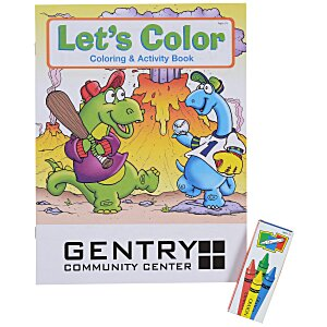 Fun Pack - Let's Color Main Image