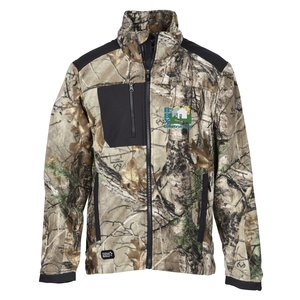 Dri Duck Quest Microfleece Jacket Main Image