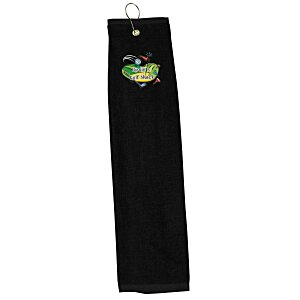 Trifold Golf Towel - Colors - Embroidered Main Image