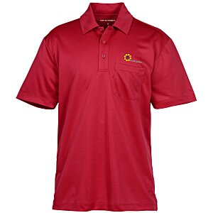 Silk Touch Performance Sport Pocket Polo Main Image