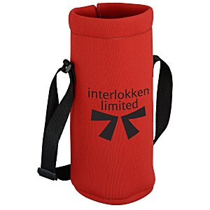 Neoprene Growler Cover with Drawstring Main Image