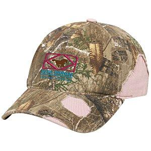 b60c791dec4 4imprint.com  Outdoor Cap Ladies  Frayed Camo Cap 124800-L