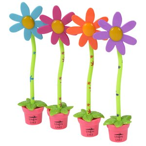Assorted Bouquet Pen - Daisy - Closeouts Main Image