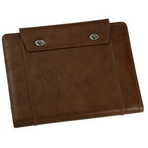 Cutter & Buck Legacy Tri-Fold Writing Pad - 24 hr Main Image