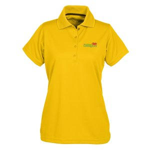 Dry-Mesh Hi-Performance Polo - Ladies' -Closeout Color Main Image