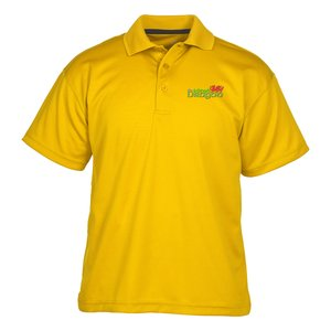 Dry-Mesh Hi-Performance Polo - Men's- Closeout Color Main Image
