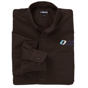 Easy Care Poplin Shirt - Men's - Closeout Main Image
