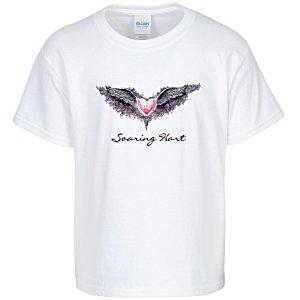 a93c43f2 4imprint.com: Gildan 6 oz. Ultra Cotton T-Shirt - Youth - Full Color ...