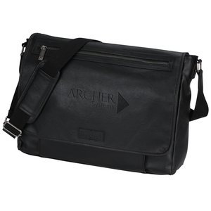 Kenneth Cole Reaction Laptop Messenger - 24 hr Main Image