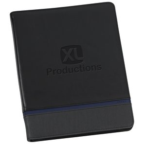 Cross Prime Zippered Padfolio - 24 hr Main Image
