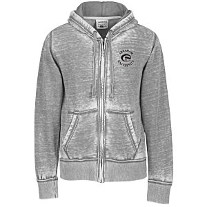 J. America Zen Full-Zip Hooded Sweatshirt - Men's - Screen Main Image