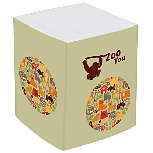 Cube Tissue Box Main Image