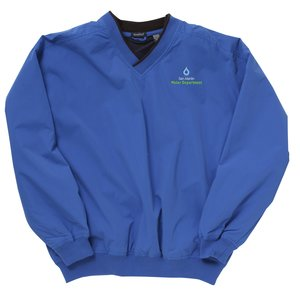 Lined Microfiber Windshirt Main Image