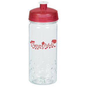 Clear Impact PolySure Inspire Sport Bottle - 16 oz. - 24 hr Main Image