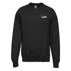 Hanes Nano Crew Sweatshirt - Embroidered Main Image