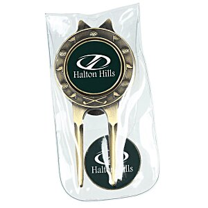 Deluxe Divot Tool and Marker Set Main Image