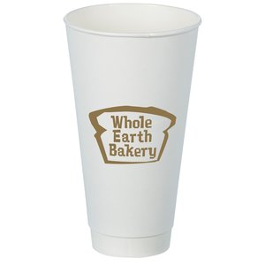 Insulated Paper Travel Cup - 24 oz. - Low Qty Main Image