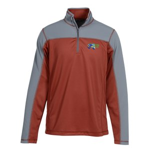 Circuit Performance 1/4-Zip Pullover - Men's - Embroidered Main Image