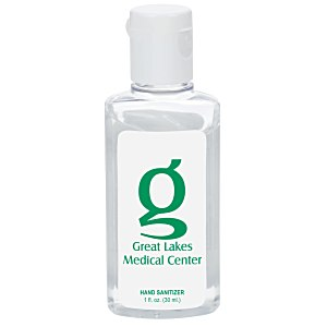 Clean Up Hand Sanitizer - 1 oz. Main Image