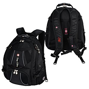 Wenger Mega Laptop Backpack Main Image