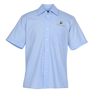 Broadcloth Short Sleeve Value Shirt - Men's Main Image