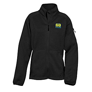 High Sierra Funston Knit Full-Zip Jacket - Ladies' Main Image
