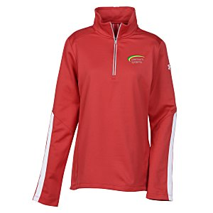 Under Armour Qualifier 1/4-Zip Pullover - Ladies' - Embroidered Main Image