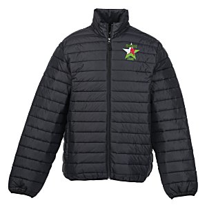 Quilted Puffy Jacket Main Image