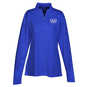 Cool & Dry Sport 1/4-Zip Pullover - Ladies' - Screen Main Image