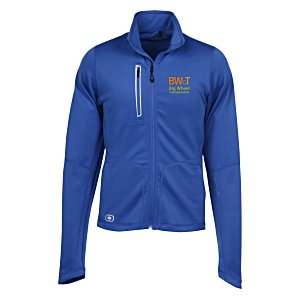 OGIO Key Full-Zip Sweatshirt - Men's - Embroidered Main Image