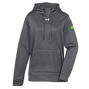 Under Armour Storm Armour Hoodie - Ladies' - Full Color Main Image