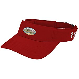 Under Armour Adjustable Visor - Full Color Main Image