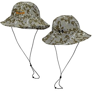 Under Armour Warrior Bucket Hat - Digital Camo - Embroidered Main Image