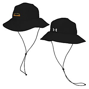 Under Armour Warrior Bucket Hat - Solid - Embroidered Main Image