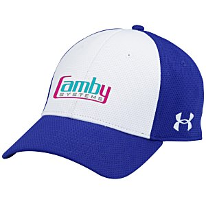 Under Armour Colorblock Cap - Embroidered Main Image
