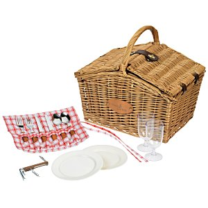 Picnic Time Piccadilly Picnic Basket Main Image