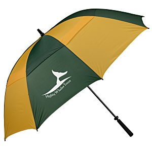 "Eagle Fiberglass Golf Umbrella - 62"" Arc Main Image"